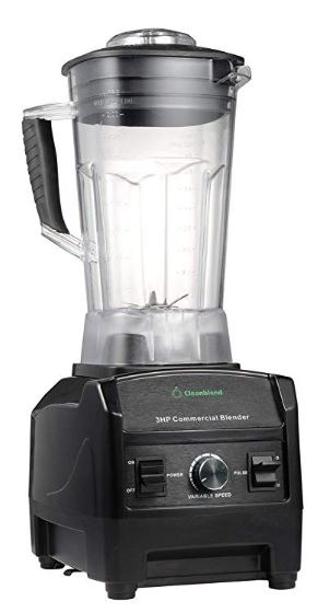 Cleanblend smoothie blender