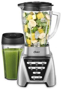 Oster blender pro-1200 with glass jar