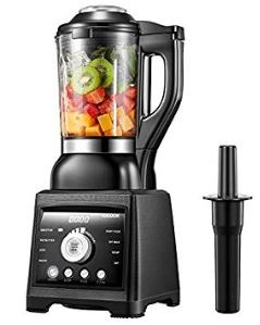 Smoothie Blender Aicook 1400W Professional Soup Maker with 60oz Glass Pitcher