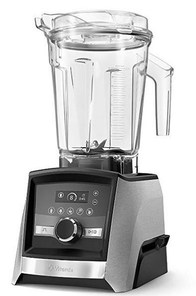 Vitamix A3500 Brushed Stainless Blender for Hot Soups Making