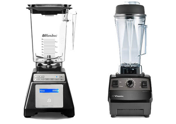 Blendtec Vs Vitamix