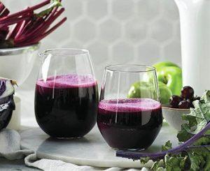 vegetable-juice-using-breville-blender